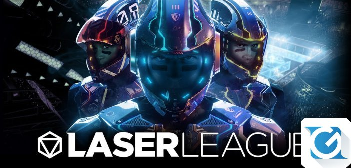 Laser League esce dall'early access e sara' disponibile il 10 maggio per PC e Console