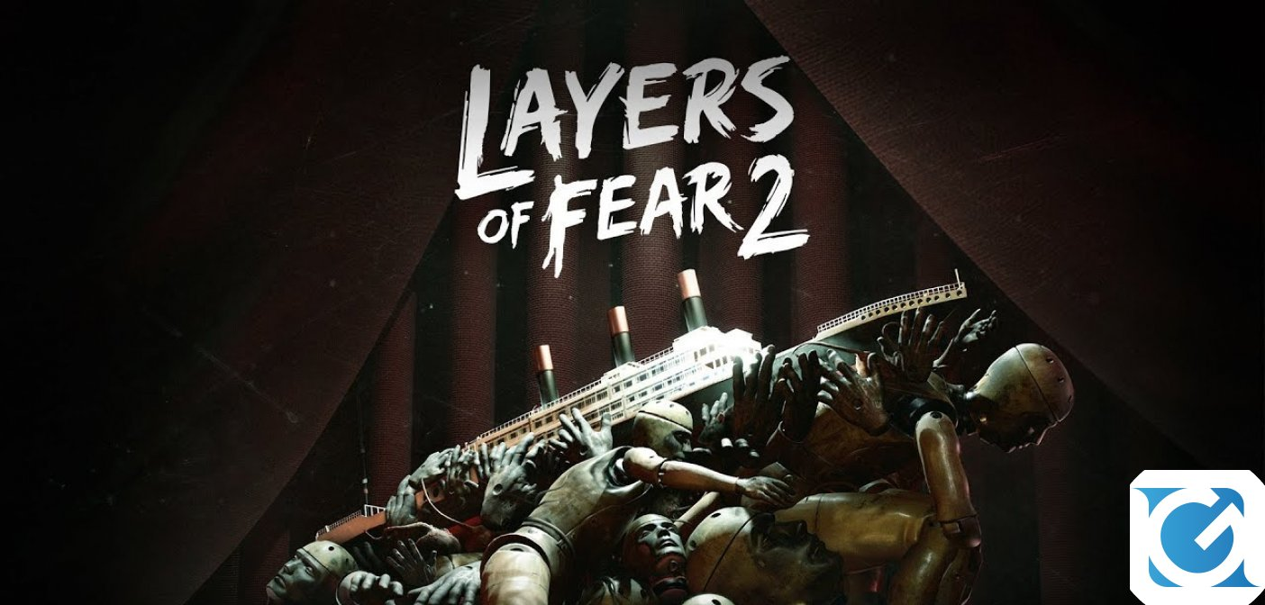 Layers of Fear 2 lanciato oggi per PlayStation 4, Xbox One e PC