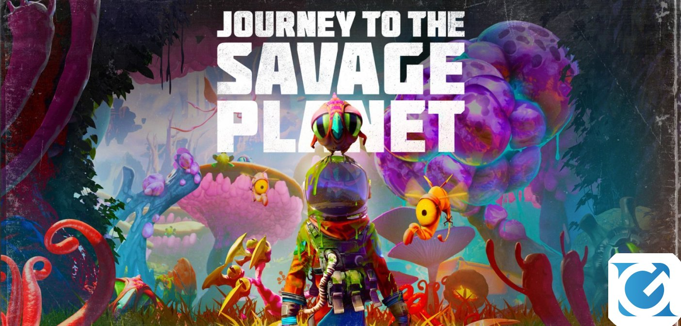 Le versioni fisiche per Switch di Journey to the Savage Planet e Indivisible sono disponibili