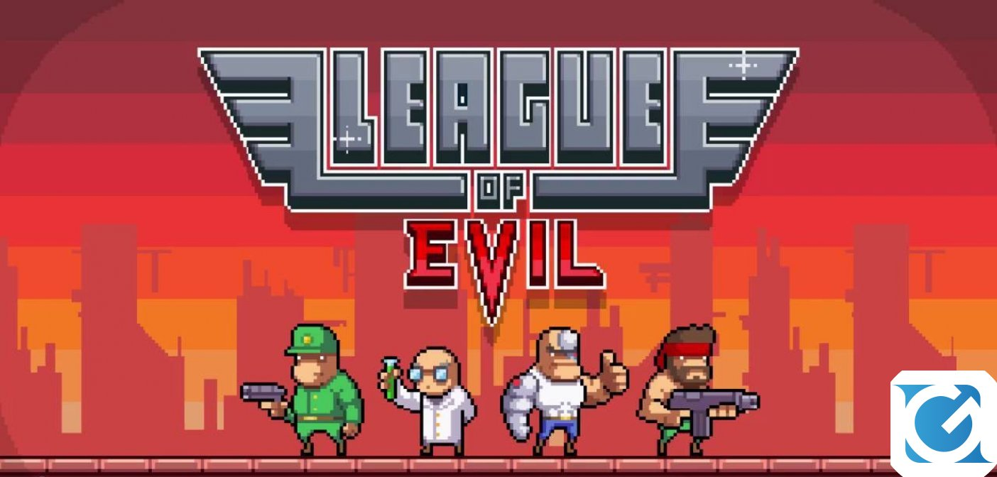 League of Evil e' disponibile su XBOX One