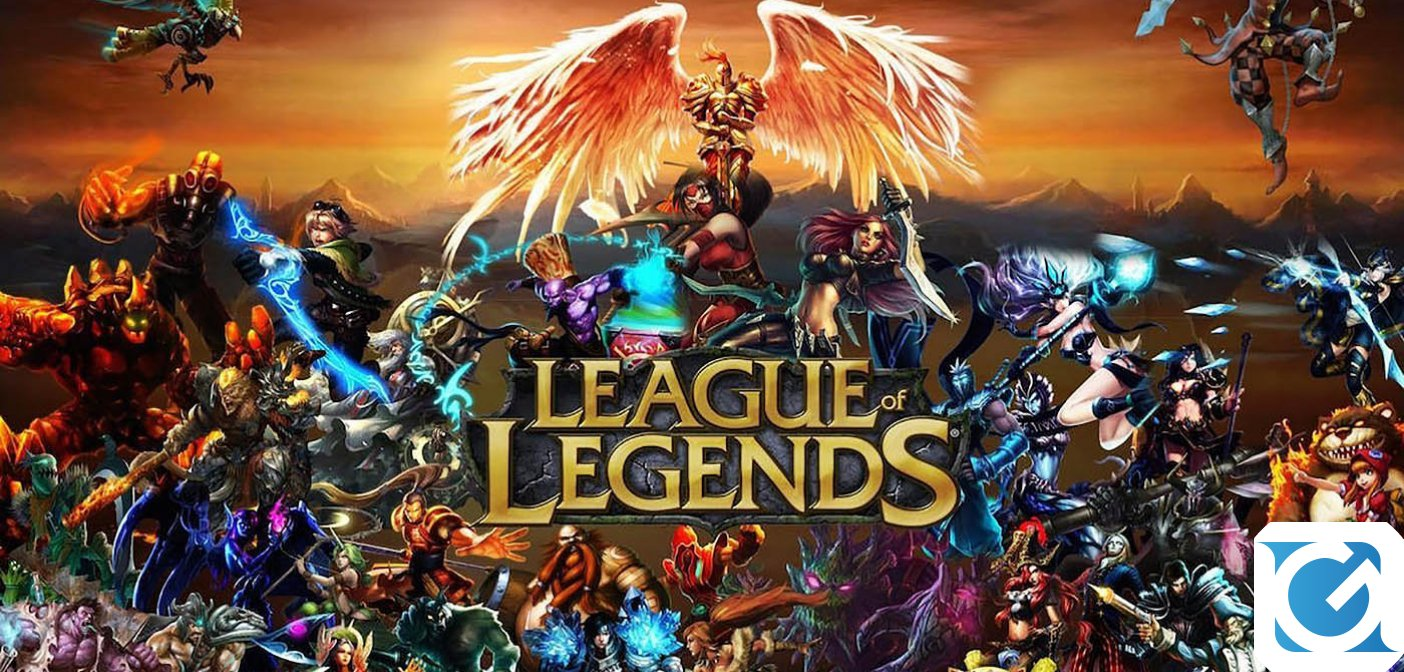 League of Legends compie dieci anni!