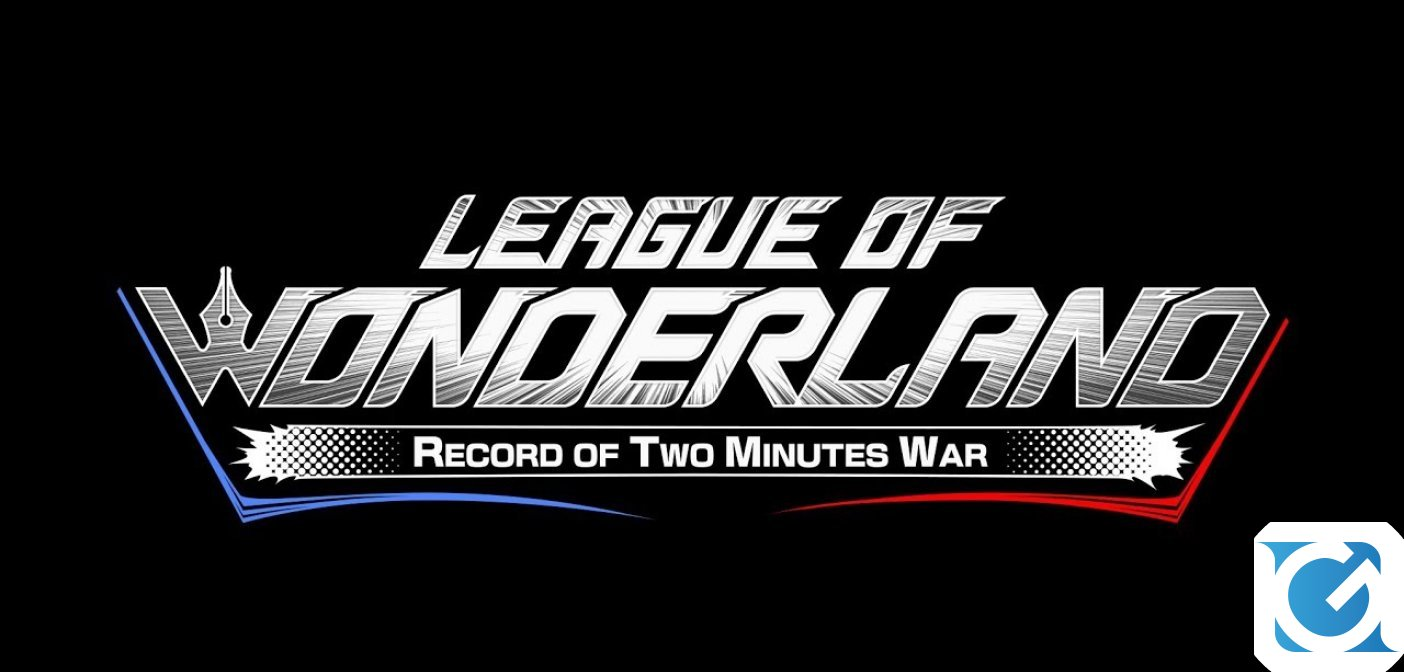 League of Wonderland sarà disponibile dal 30 settembre 2019