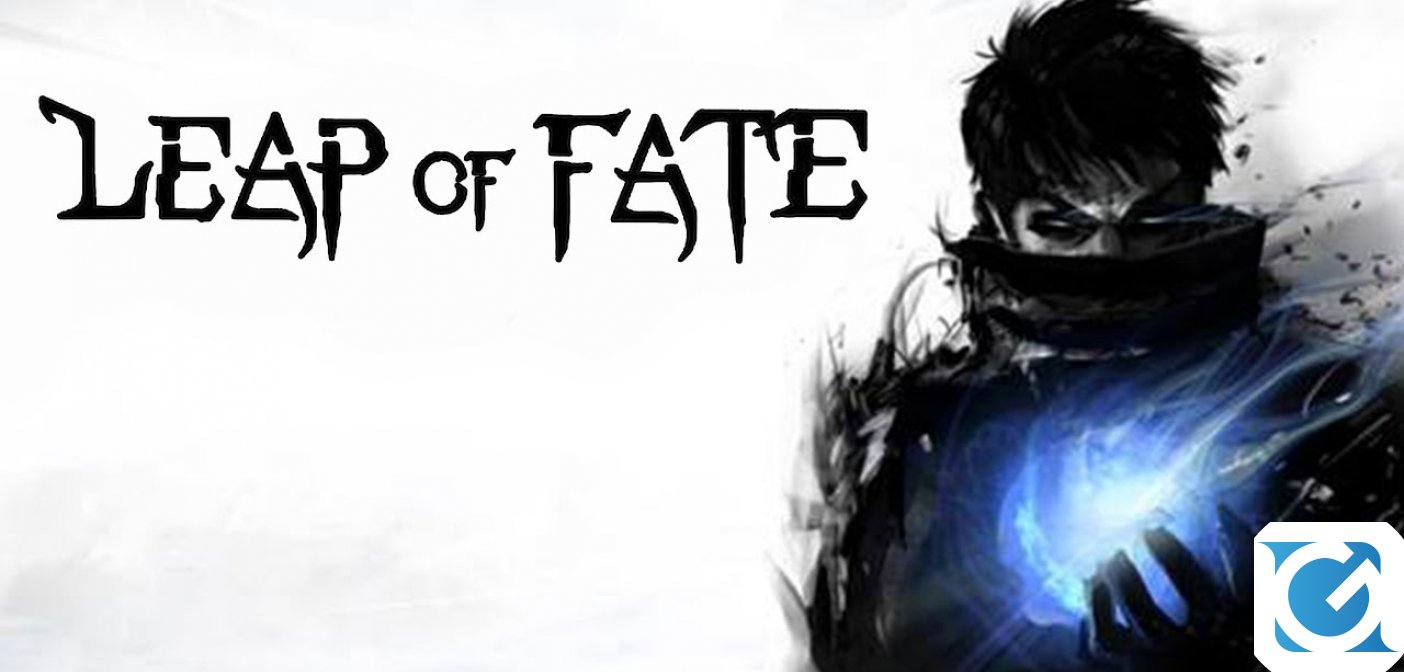 Leap of Fate annunciato per Playstation 4