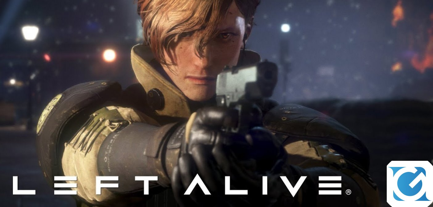 LEFT ALIVE, Square Enix ha pubblicato un video esteso di gameplay