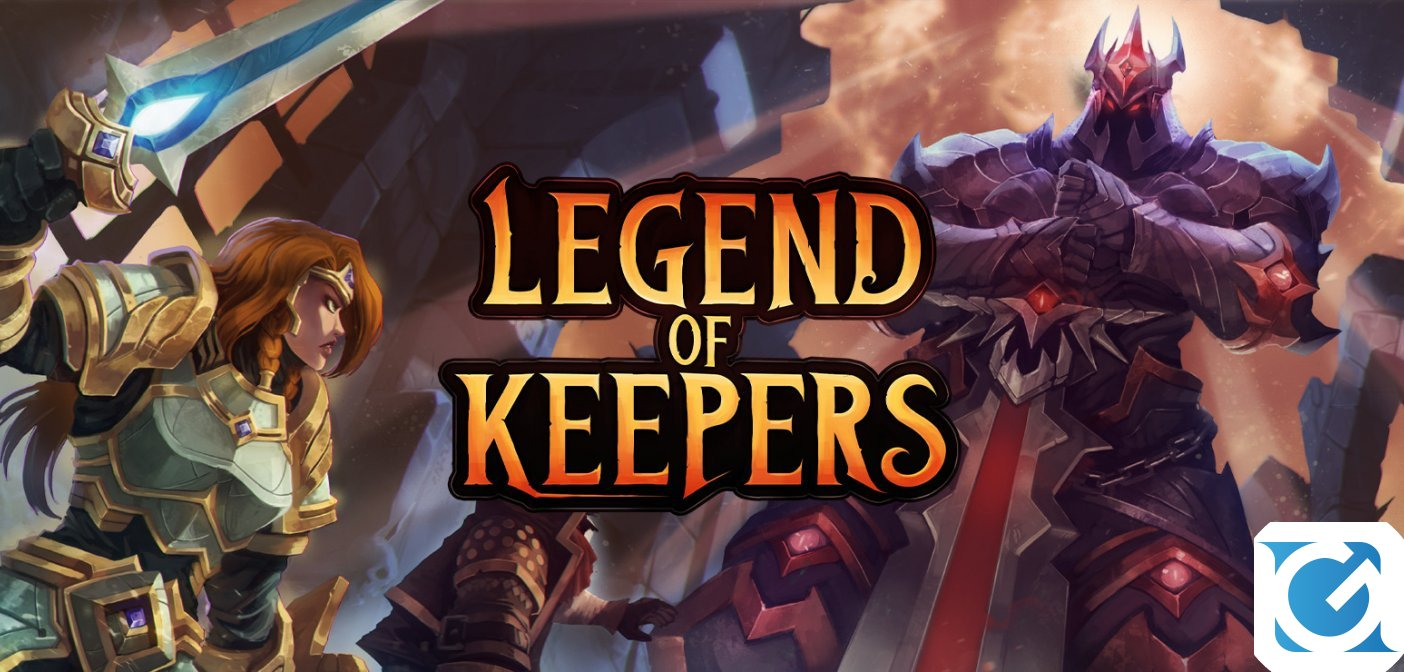 Legend of Keepers arriva a fine aprile su PC, Stadia e Nintendo Switch