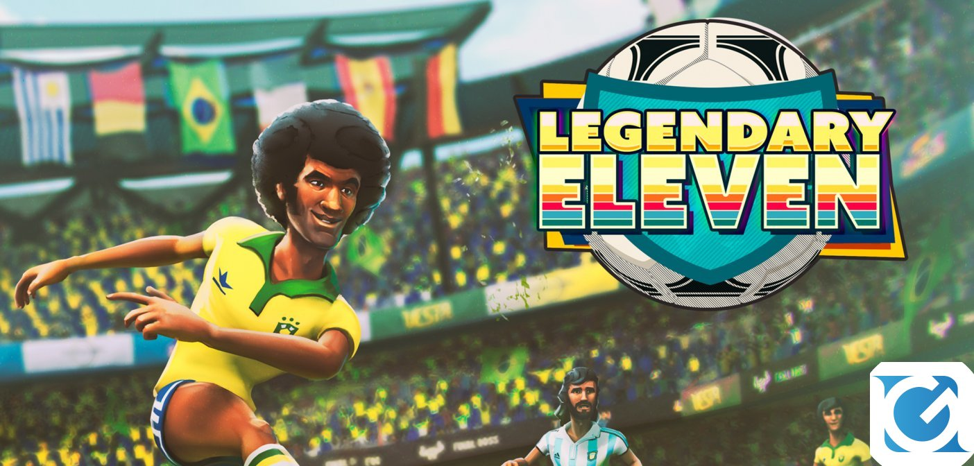 Legendary Eleven esce dall'Early Access
