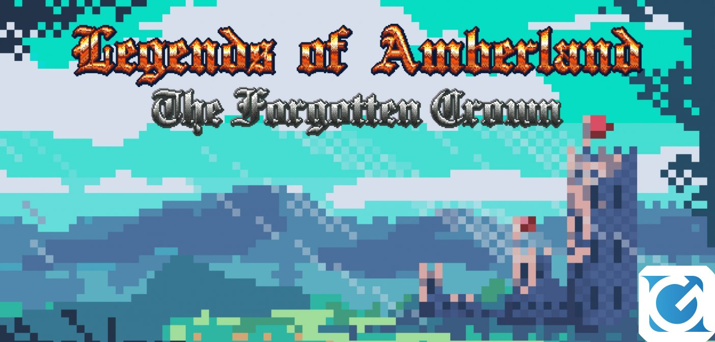 Recensione Legends of Amberland: The Forgotten Crown - Un tuffo nel passato