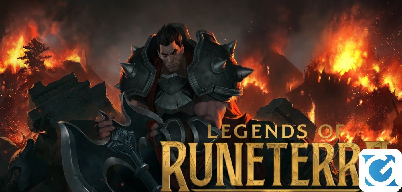 Legends of Runeterra: RIOT Games annuncia la data della open beta