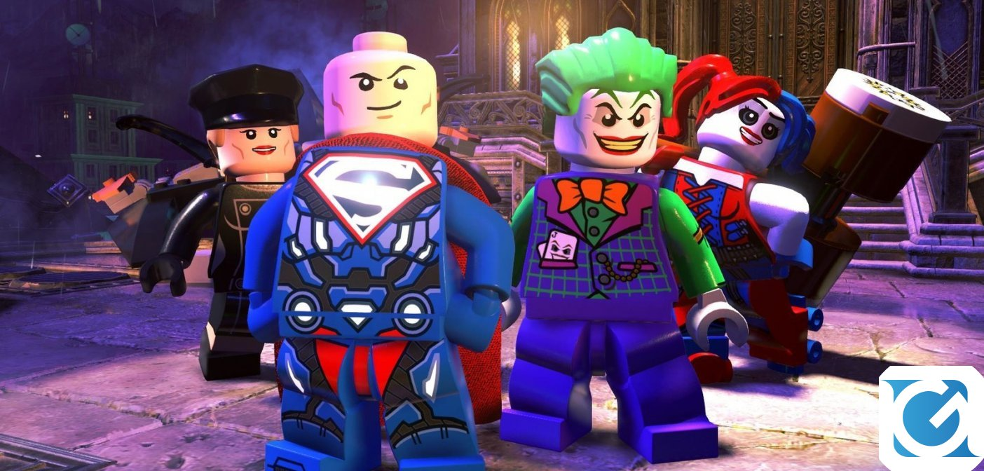LEGO DC Super-Villains/>         <br/>         <p itemprop=