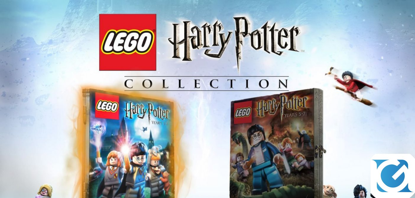 Annunciata la LEGO Harry Potter Collection per XBOX One e Nintendo Switch