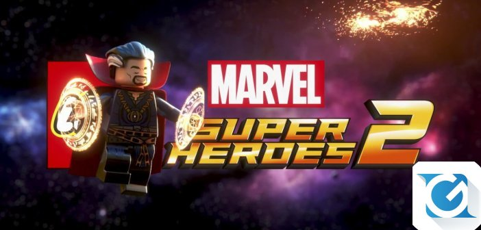 LEGO Marvel Super Heroes 2: Arriva Black Panter