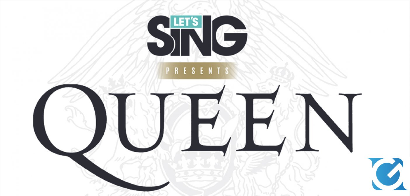 Let's Sing Presents Queen: ecco la tracklist