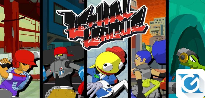 Recensione Lethal League