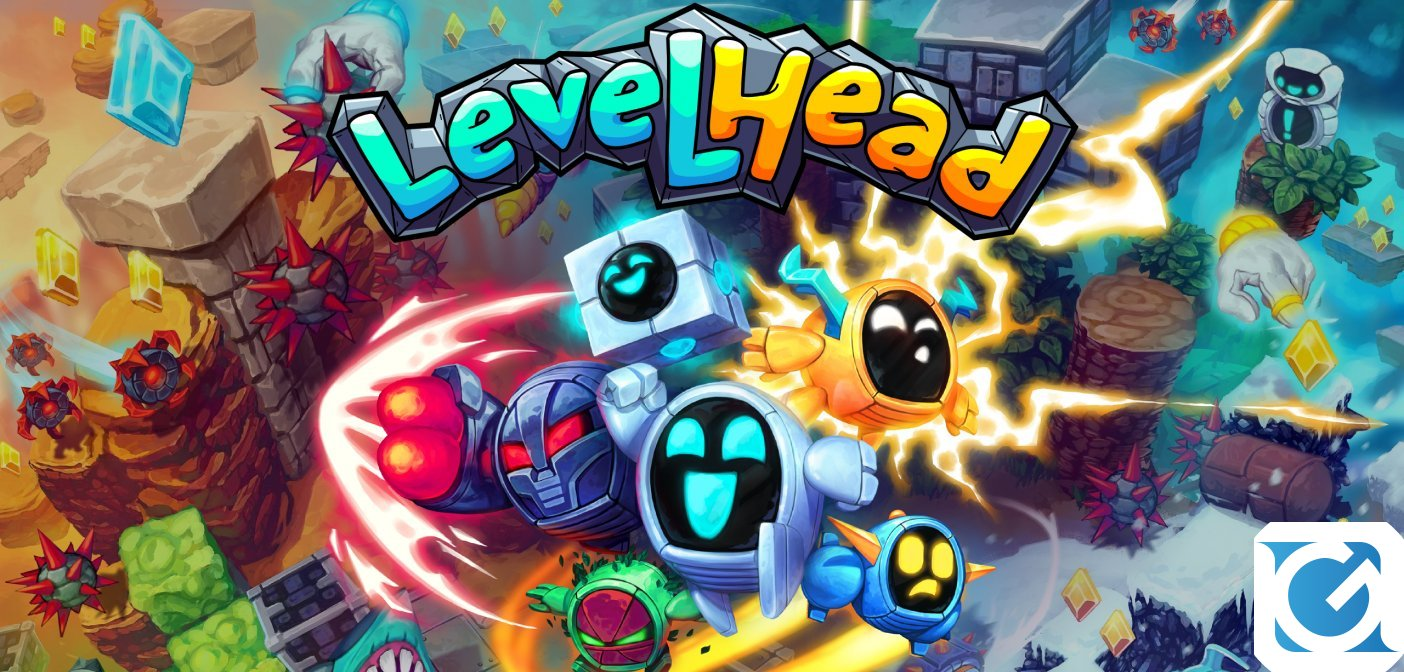 Levelhead è disponibile per PC, Switch, XBOX One, Android e iOS