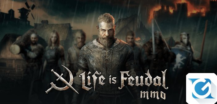 Life is Feudal: MMO Nuovo trailer infografica