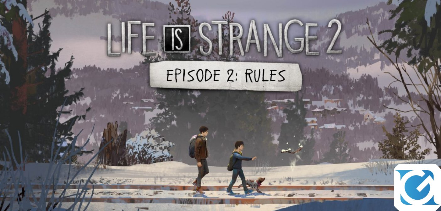 Disponibile il trailer dell'episodio 2 di Life is Strange 2