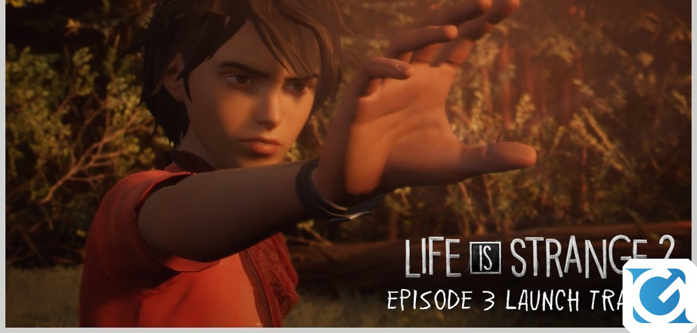 Disponibile il trailer dell'Episodio 3 di Life is Strange 2