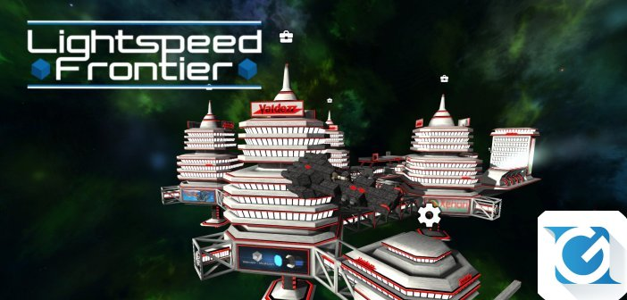 Lightspeed Frontier sara' disponibile su Steam in early access dal 7 marzo