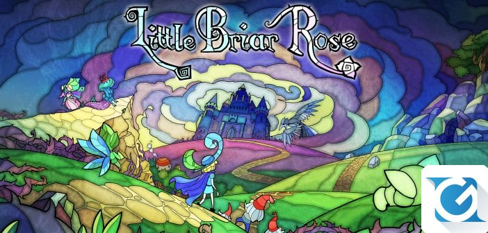 Little Briar Rose si porta a casa un Drago d'Oro