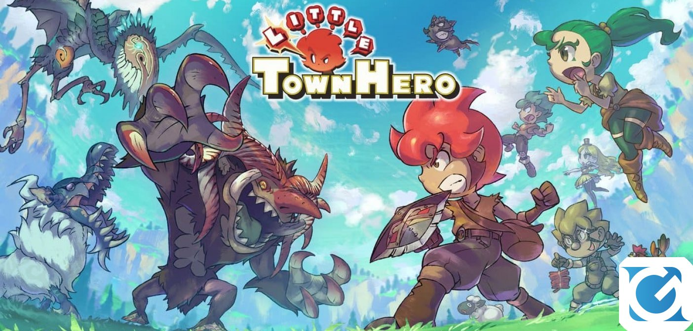 Little Town Hero Big Idea Edition arriva a giugno su PS4 e Switch