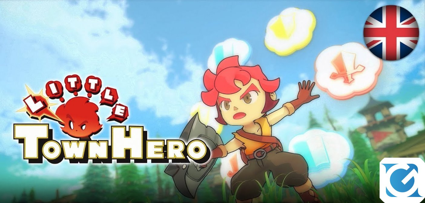 Little Town Hero Big Idea Edition è disponibile per PS4 e Switch