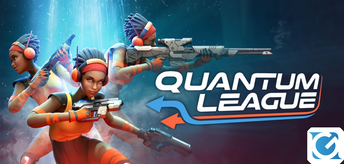 Lo sparatutto a paradossi temporali Quantum League arriva in Early Access su Steam