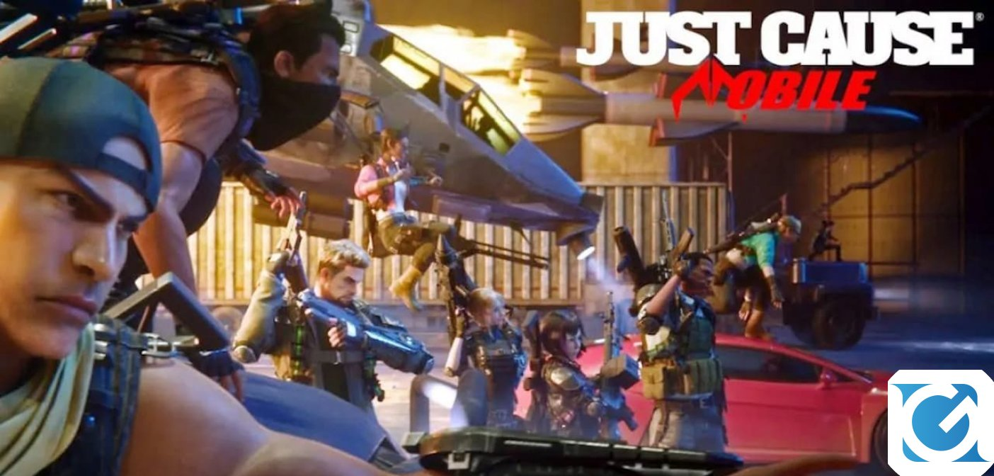 Lo sparatutto d'azione Just Cause: Mobile annunciato ai Game Awards