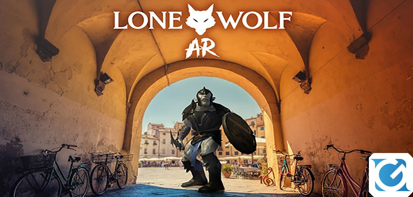 Lone Wolf AR in anteprima mondiale a Lucca Comics & Games