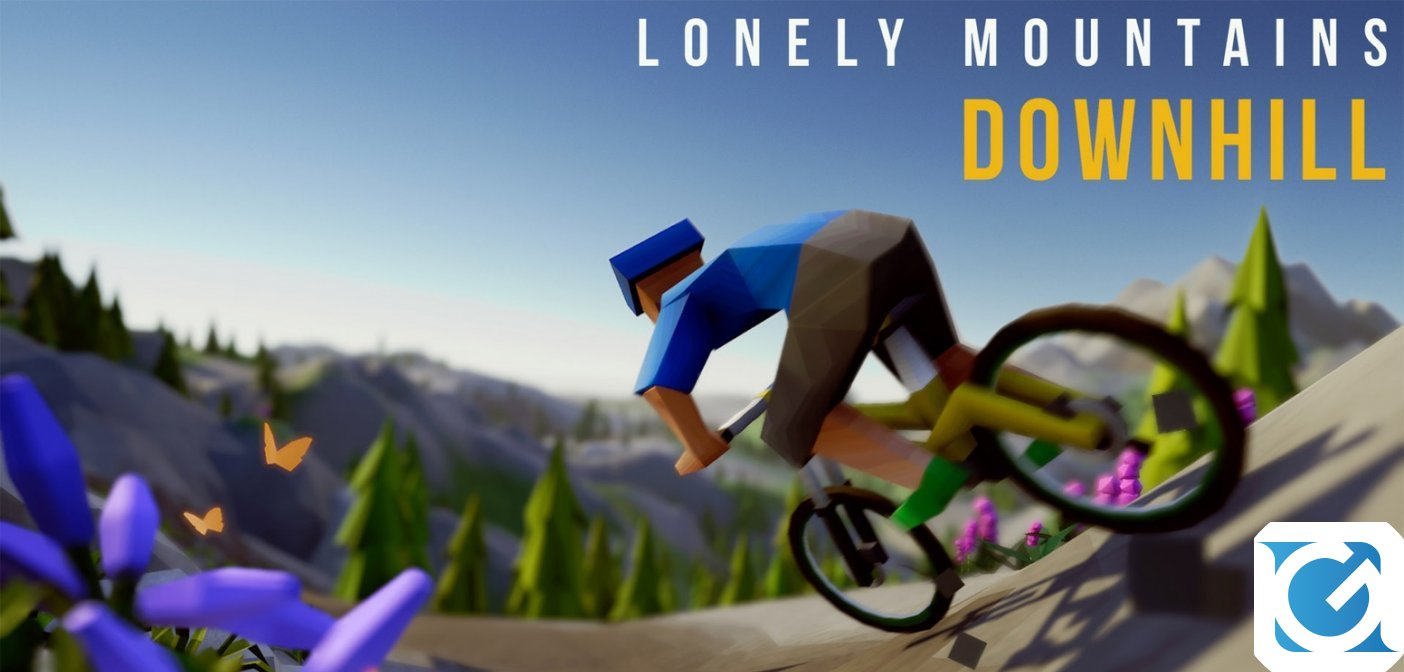 Lonely Mountains: Downhill debutterà su XBOX Game Pass dal day one!