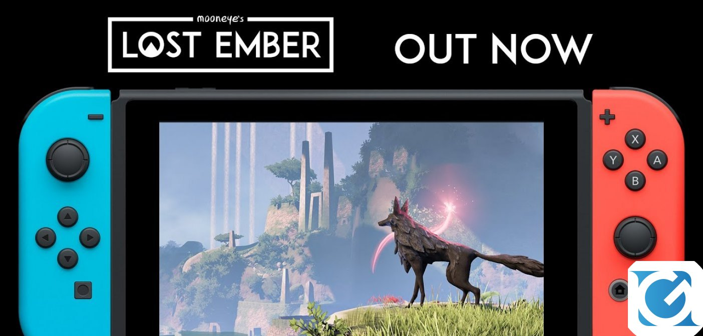 Lost Ember è disponibile su Nintendo Switch