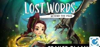 Lost Words: Beyond the Page è disponibile su Stadia