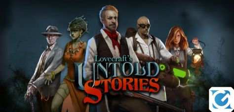Recensione Lovecraft's Untold Stories per Nintendo Switch - Un roguelike in pieno stile Lovecraft