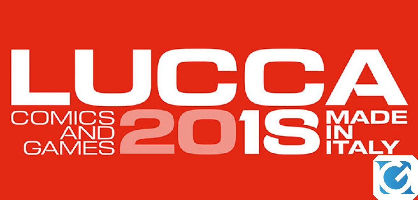 Lucca Comics & Games 2018 e il Made in Italy