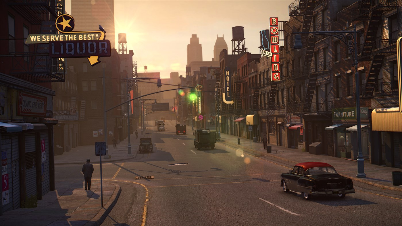 Mafia II: Definitive Edition recensione