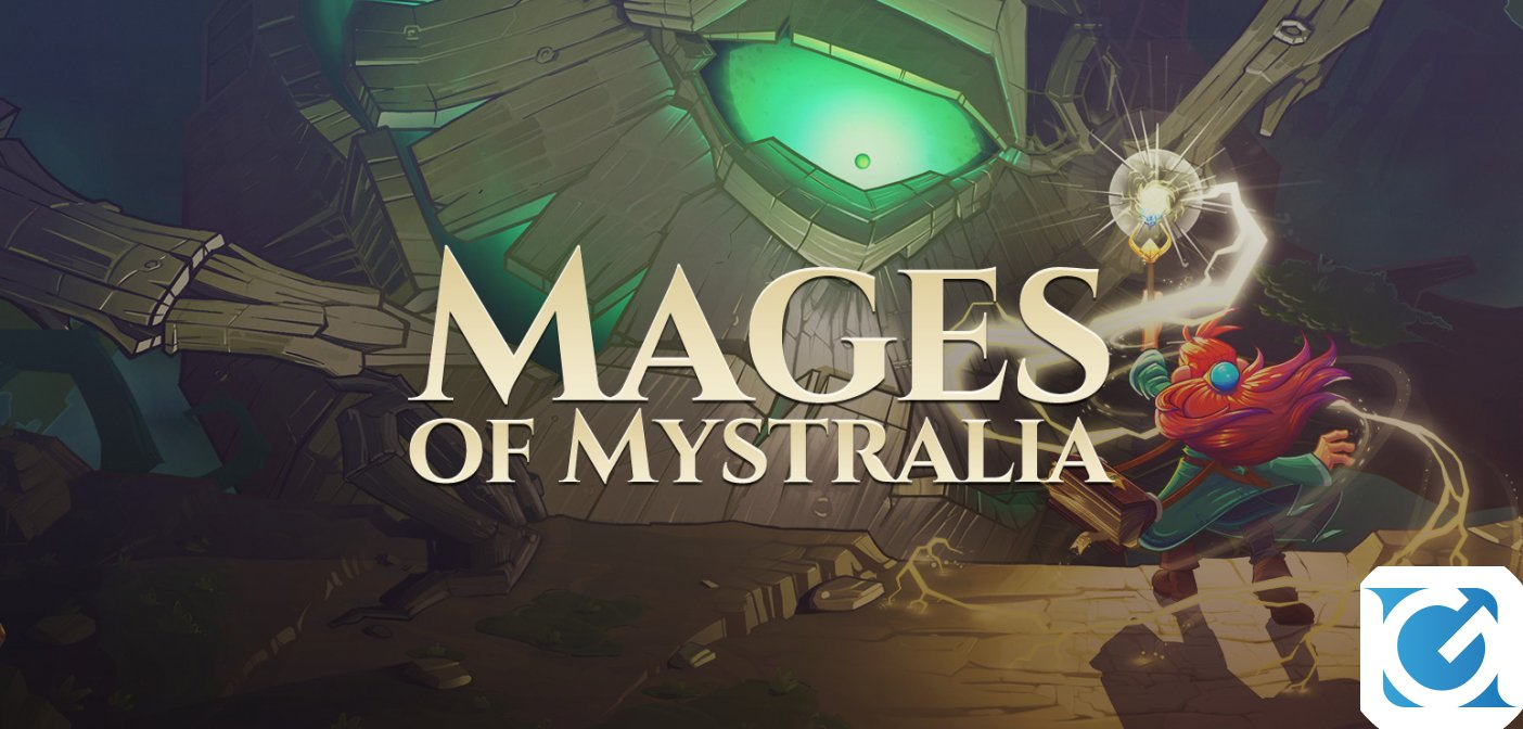 Mages of Mystralia è disponibile su Switch
