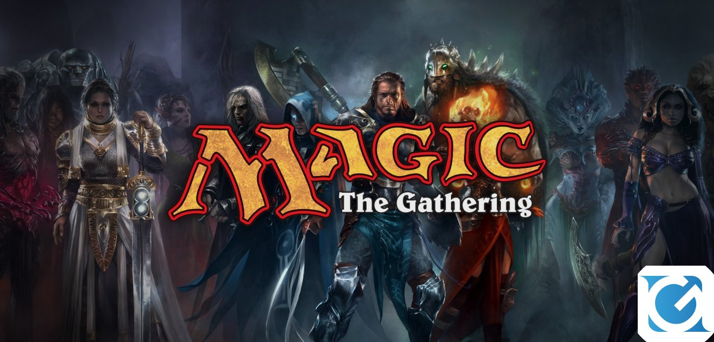 Magic: The Gathering alla conquista di LuccaComics & Games 2019