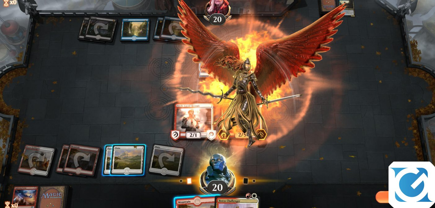 Magic: The Gathering Arena sbarca oggi in accesso anticipato su Android