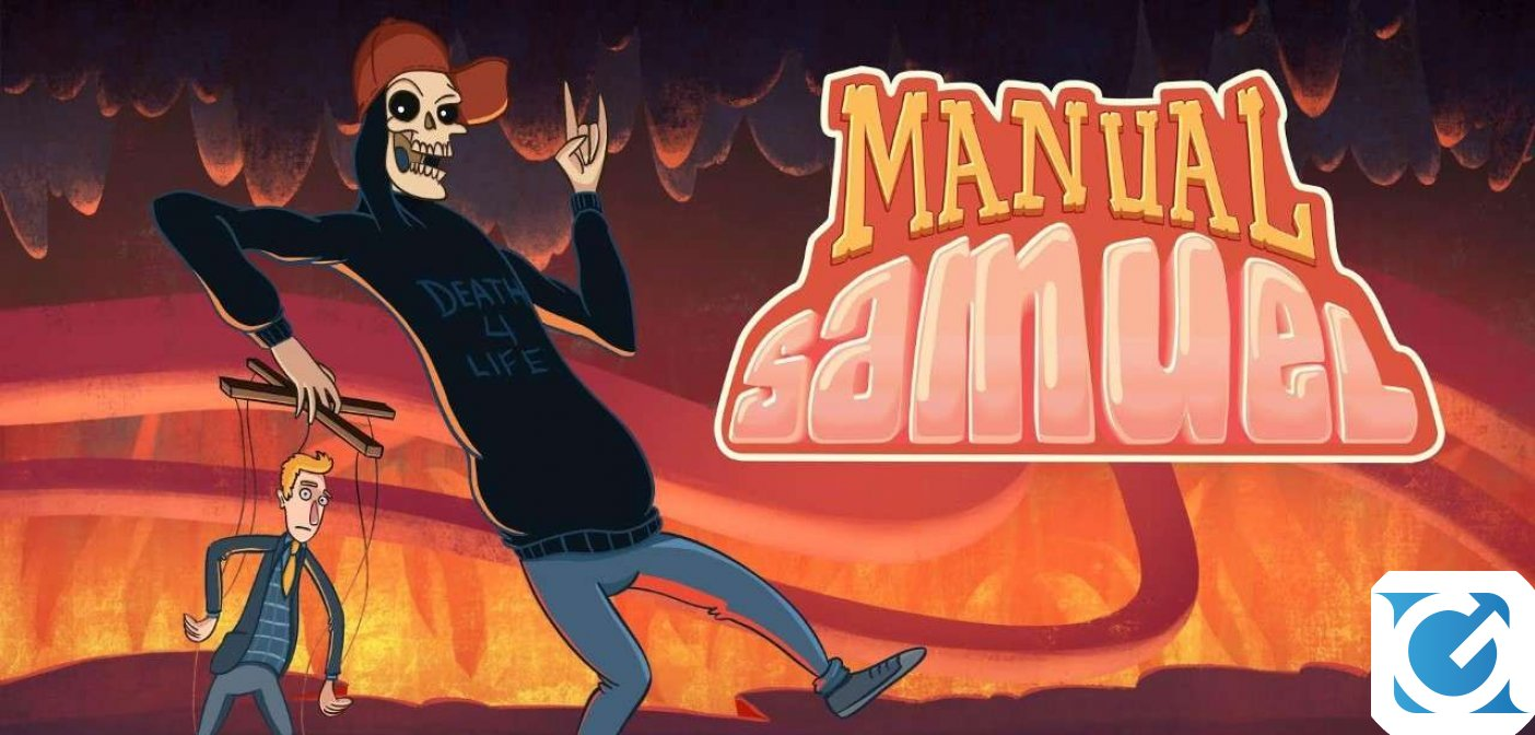 Manual Samuel è disponibile gratuitamente tramite HumbleBundle