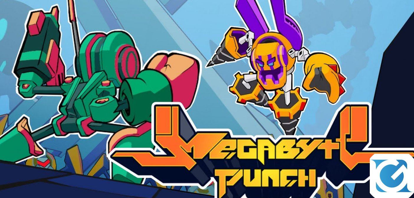 Megabyte Punch è disponibile su Nintendo Switch