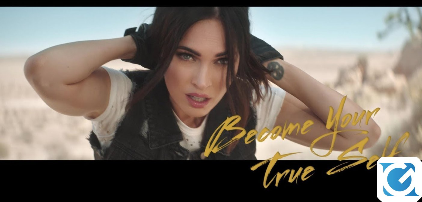 Megan Fox si mostra in un live action trailer per Black Desert