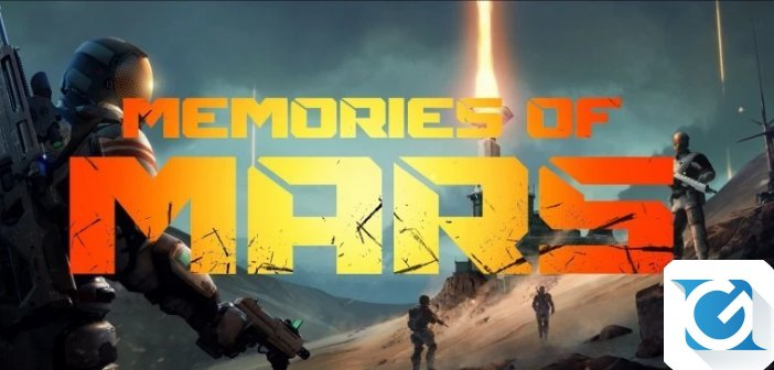 505 Games e Limbic Entertainment annunciano Memories of Mars