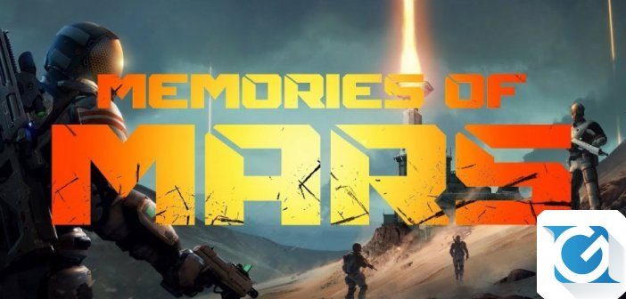 Memories of Mars: disponibile il trailer di lancio