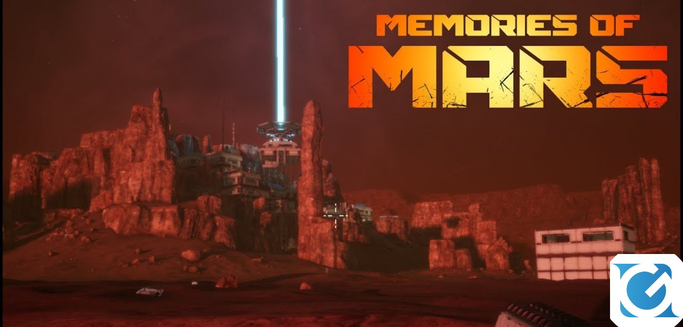 Weekend gratuito per Memories of Mars