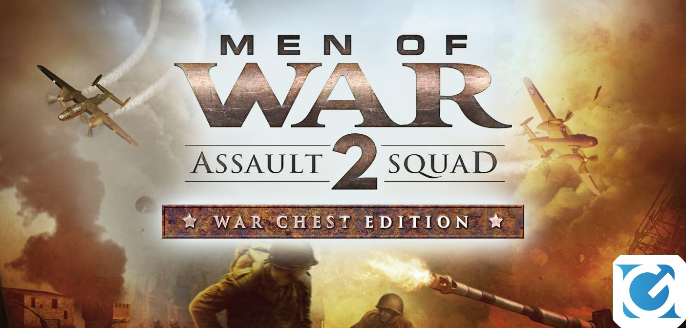 Men of War: Assault Squad 2 - Cold War è disponibile su PC