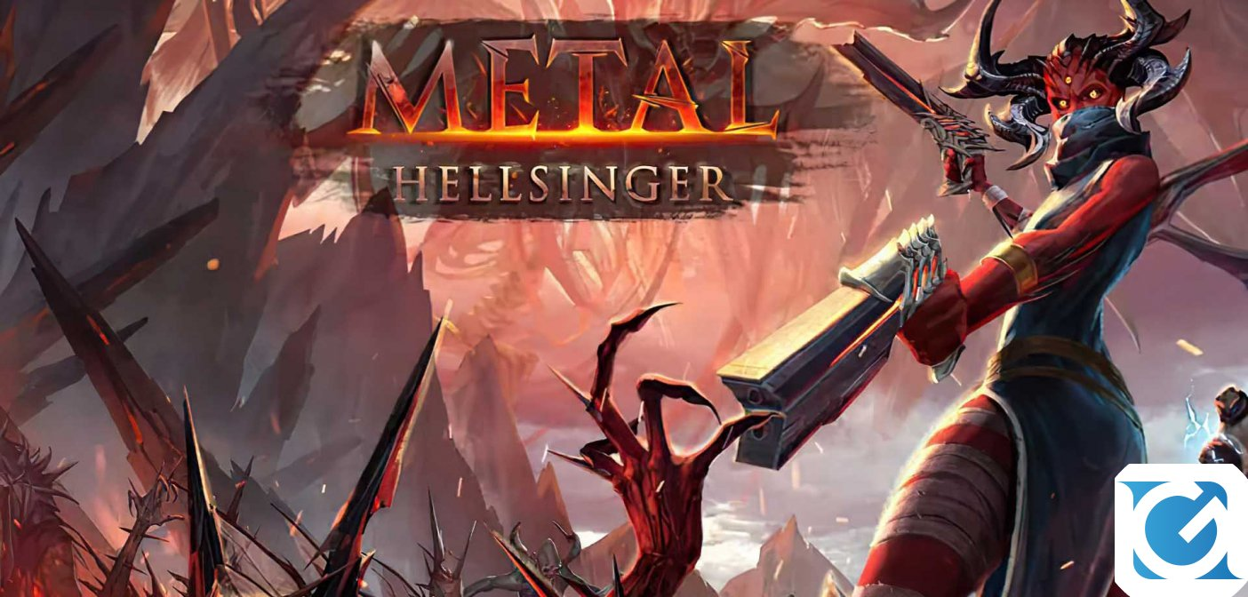 Metal: Hellsinger si mostra in un nuovo video