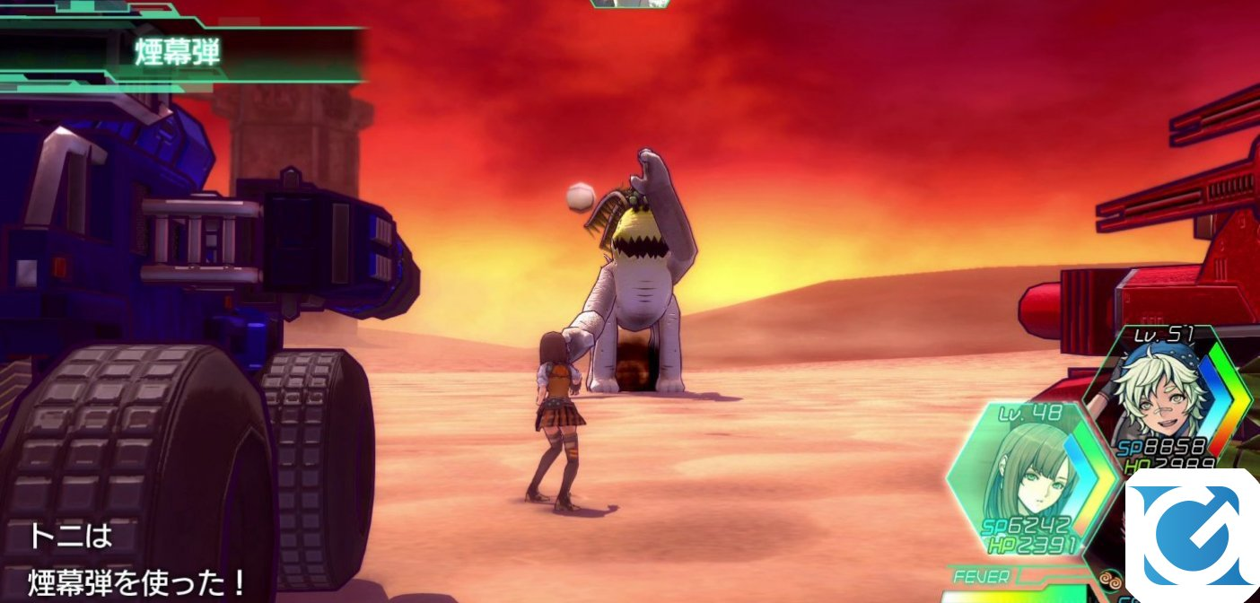 Metal Max Xeno: nuovo video gameplay