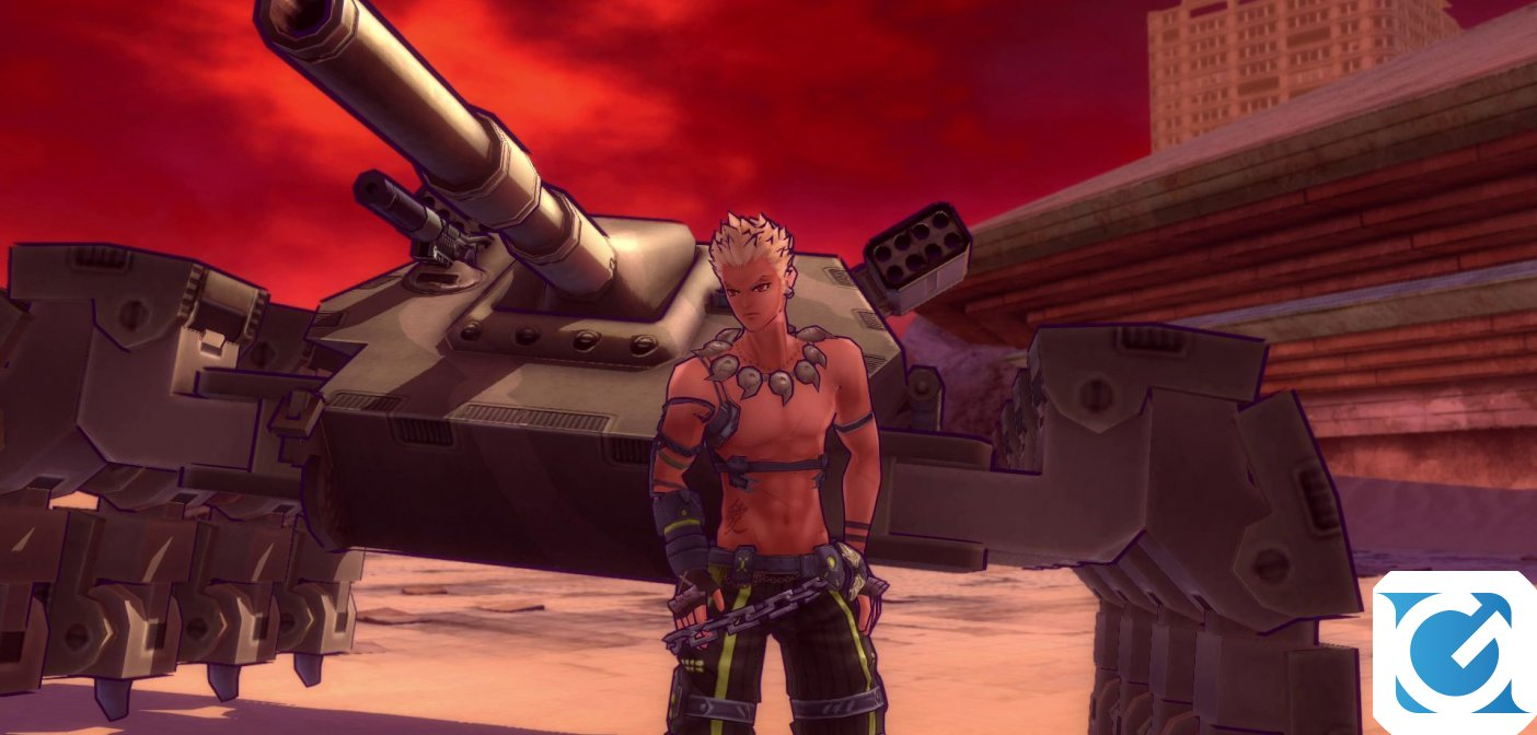 METAL MAX Xeno e' disponibile per Playstation 4