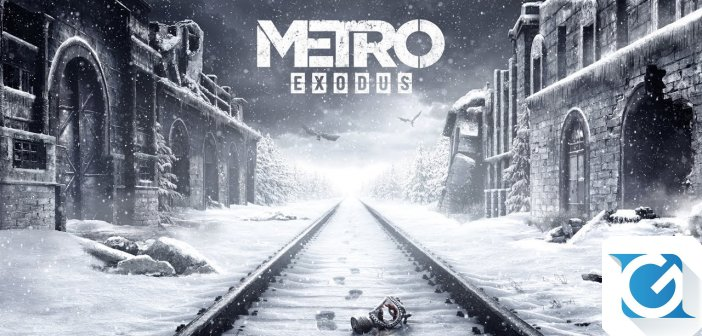 Metro Exodus: iniziano le sessioni hands on
