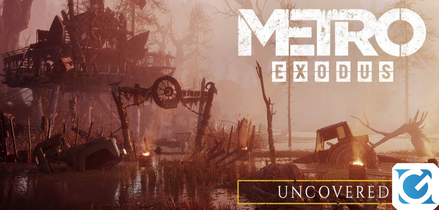 Metro Exodus Uncovered è il nuovo video di gameplay di Metro Exodus