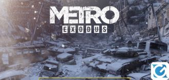 Metro Exodus PC Enhanced Edition è disponibile